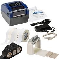 198597 - BBP12Etikettendrucker, 300dpi–Set für Labore–UK