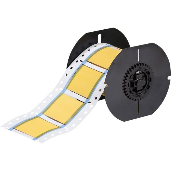 BRADY PermaSleeve Schrumpfschläuche aus Polyolefin für die Drucker BBP33/i33 B33-1000-2-342YL 143033