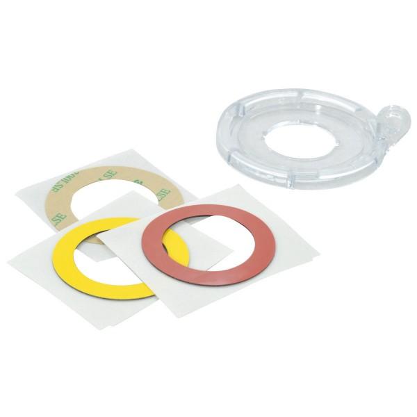 BRADY Basis für Sicherheitsabdeckungen für Drucktasten und Notausschalter (3 30MM PUSH BUTTON/E-STOP