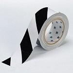 BRADY Bodenmarkierung - 50,8mm Schwarze und Weisse Toughstripe Polyester TOUG1 BLKWT 104319