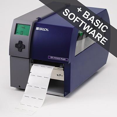 BRADY BradyPrinter Drucker, 203dpi, 220V BP-PR200PLUS 360540