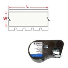 BRADY Etiketten für BMP41/BMP51/BMP53 Etikettendrucker MC-375-498 143330