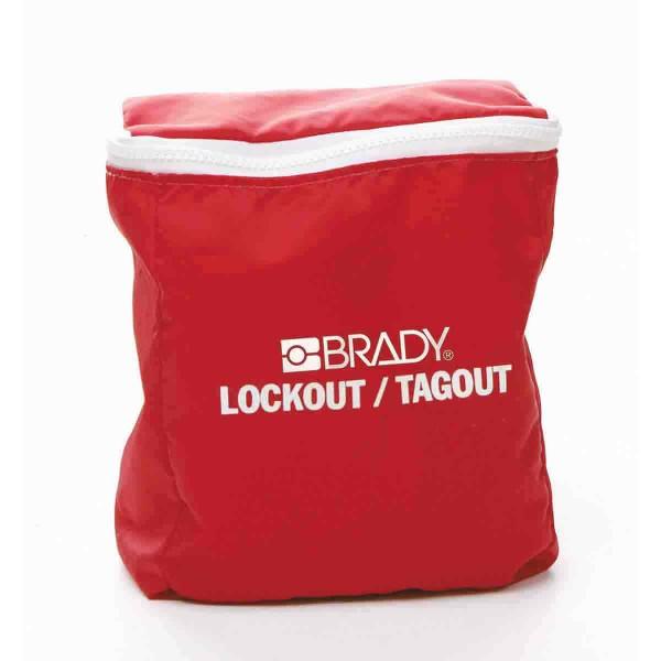 BRADY Große Lockout-Tasche LARGE NYLON LOCKOUT POUCH 50979