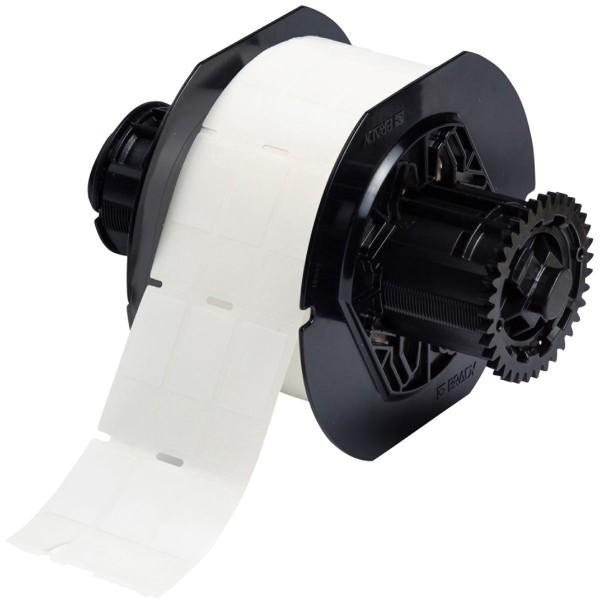 BRADY Selbstlaminierende Polyesteretiketten für die Drucker BBP33/i3300 B33-133-461 143014