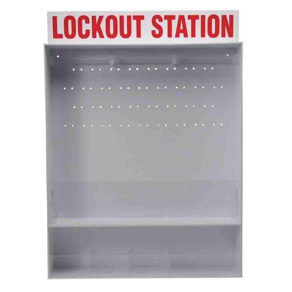 BRADY Extra-Große Lockout-Station EXTRA-LARGE LOCKOUT STATION 50993