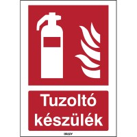 BRADY ISO 7010 Zeichen STHU F001-148X210-PE-CRD/1 817013