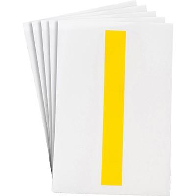 121744 - Vorgestanzte ToughStripe Zahlen und Buchstaben