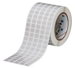 BRADY Für den Thermotransferdruck geeignete Etiketten THT-12-413-10 104173