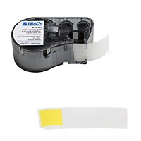 BRADY Etiketten für BMP41/BMP51/BMP53 Etikettendrucker M-53-427-YL 131601