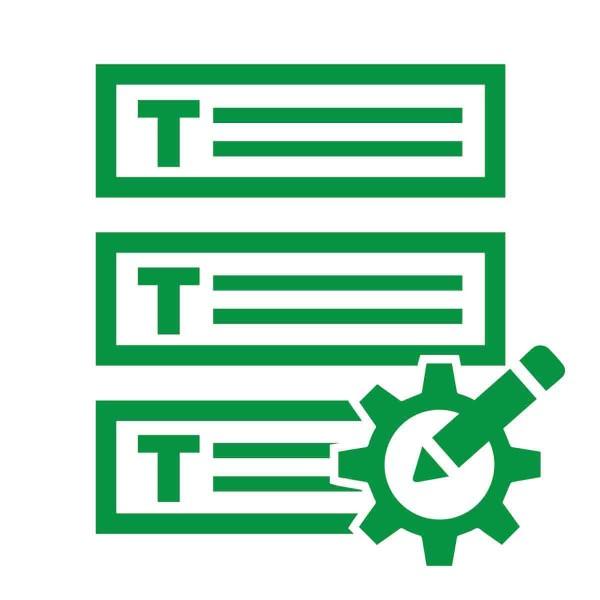 BRADY Brady Workstation Text Labels in elektronischer Form BWS-TL-EM 149186