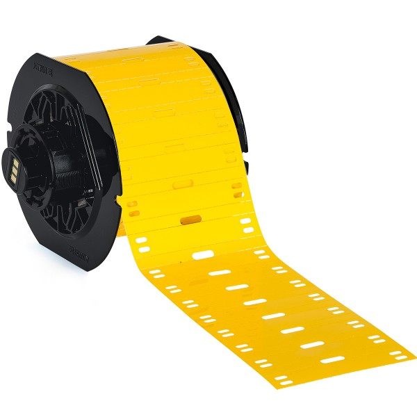 BRADY Polyester-Kabelanhänger für die Drucker BBP33/i3300 B33-60X10-7598-YL 197540