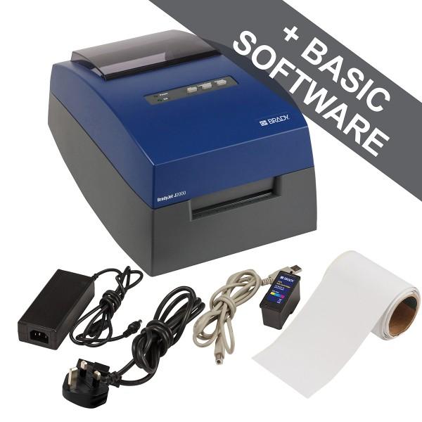 BRADY BradyJetJ2000Farbetikettendrucker–UK J2000-UK 150157