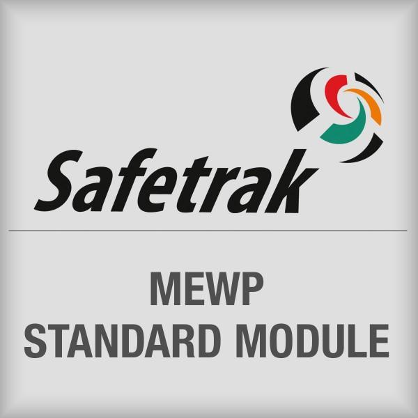 BRADY SafeTrak-Standardmodul für Hubarbeitsbühnen SAF-MOD-MEWP-SUB 197641