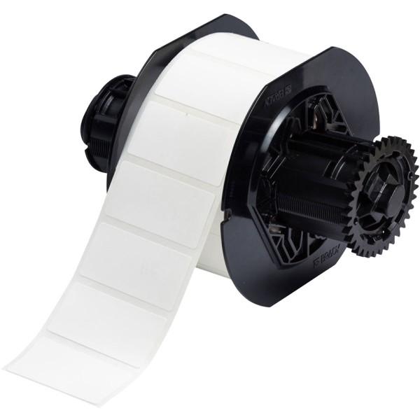 BRADY Vinyletiketten für die Drucker BBP33/i3300 B33-137-427AW 143045