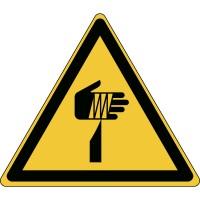 BRADY ISO Sicherheitskennzeichnung - Warnung vor spitzem Gegenstand PIC W022-TRI 200-PE-CRD/1 829576