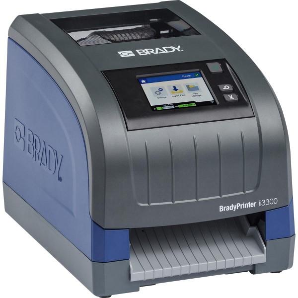 BRADY i3300 Etikettendrucker für die Industrie mit WLAN – UK I3300-C-UK-WF 149556