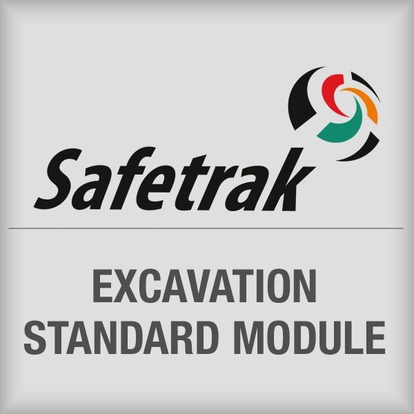 BRADY SafeTrak-Standardmodul für die Evakuierung SAF-MOD-EXC-SUB 197628