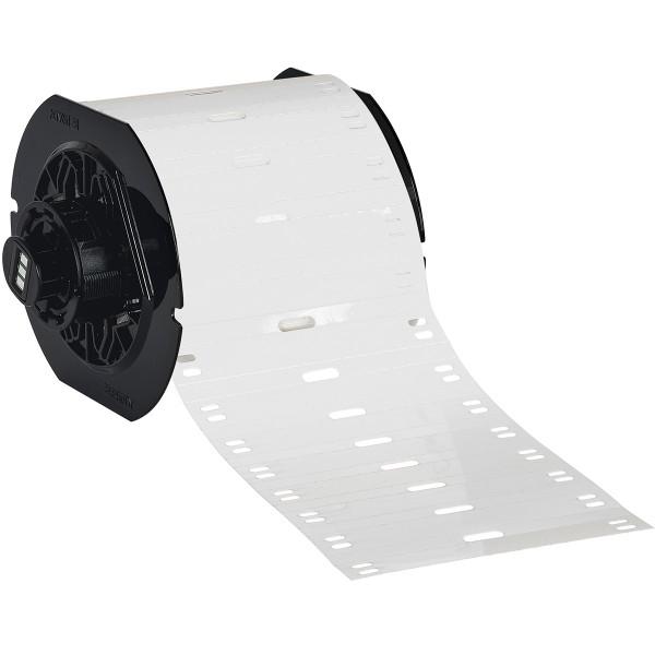 BRADY Polyester-Kabelanhänger für die Drucker BBP33/i3300 B33-75X10-7598-WT 197546