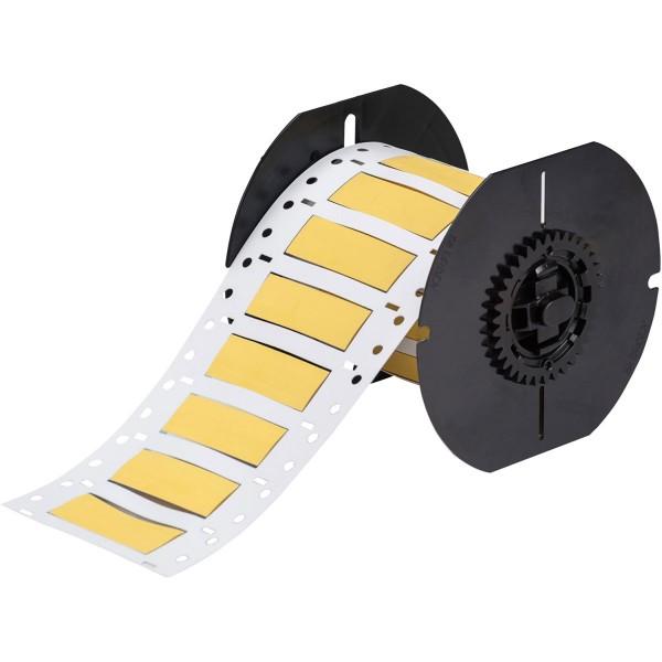 BRADY PermaSleeve Schrumpfschläuche aus Polyolefin für die Drucker BBP33/i33 B33D-375-2-342YL 143028