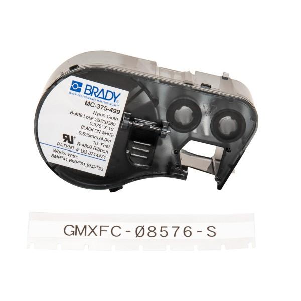 BRADY Etiketten für BMP41/BMP51/BMP53 Etikettendrucker MC-375-499 143349