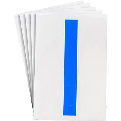 121743 - Vorgestanzte ToughStripe Zahlen und Buchstaben