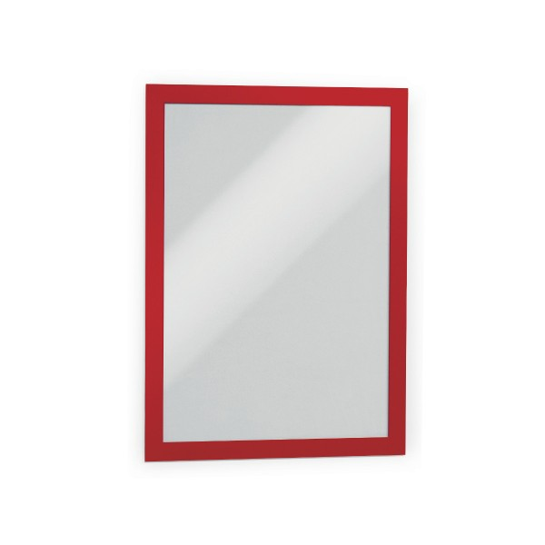 BRADY Magnetrahmen A4, Rot MAGNETIC FRAME A4 RED /2 196202