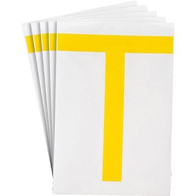 121810 - Vorgestanzte ToughStripe Zahlen und Buchstaben