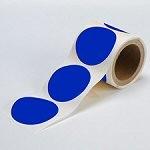 BRADY Punkte - 89mm Blaue Toughstripe Polyester TORON BLU 104402