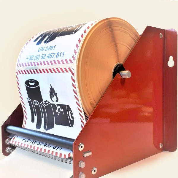 BRADY Etikettenspender LABEL DISPENSER 185X185X175 150MM 147602