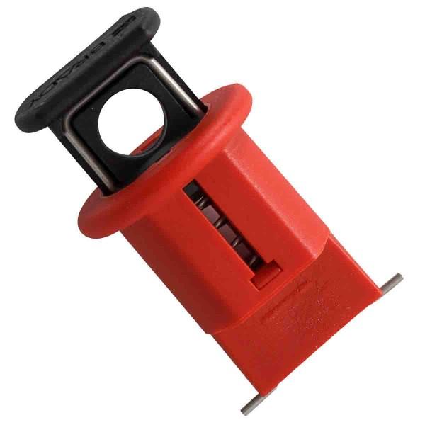 BRADY Miniatur-Verriegelungssystem für Schutzschalter, Typ POW ELEC. CIRCUIT BREAKER L/O EURO POW EA