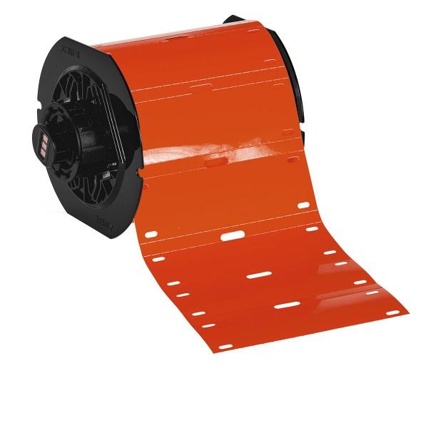 BRADY Polyester-Kabelanhänger für die Drucker BBP33/i3300 B33-75X25-7598-RD 197563