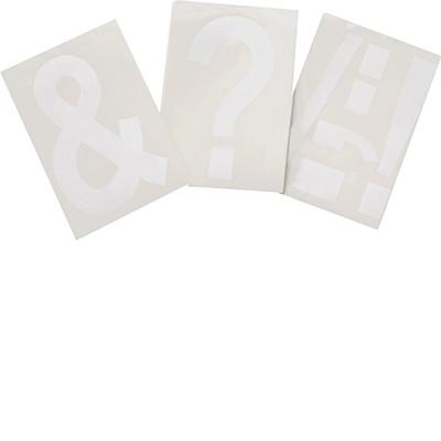 121908 - Vorgestanzte ToughStripe Interpunktionszeichen