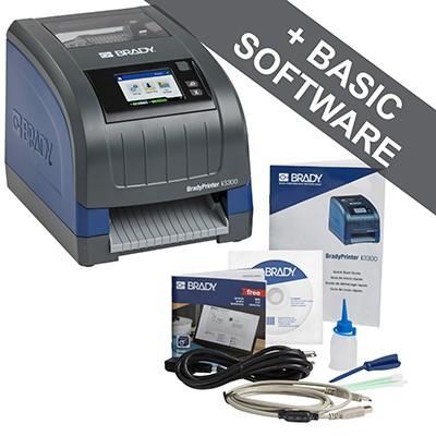 BRADY i3300 Etikettendrucker für die Industrie – EU