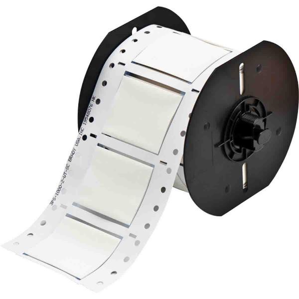 BRADY PermaSleeve Schrumpfschläuche aus Polyolefin für die Drucker BBP33/i33 B33-1000-2-342 143032