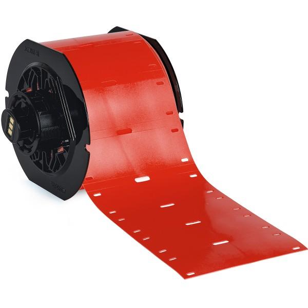 BRADY B-7643 Kabelanhänger für die Drucker BBP33/i3300 B33-75X25-7643-RD 197506