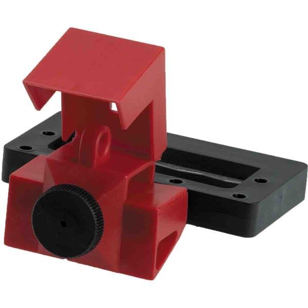 BRADY Verriegelung für überdimensionierte Schutzschalter, 1 Stück OVERSIZED BREAKER LOCKOUT EA 65329