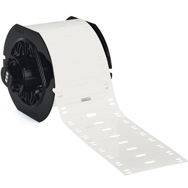 BRADY Polyester-Kabelanhänger für die Drucker BBP33/i3300 B33-60X10-7598-WT 197539