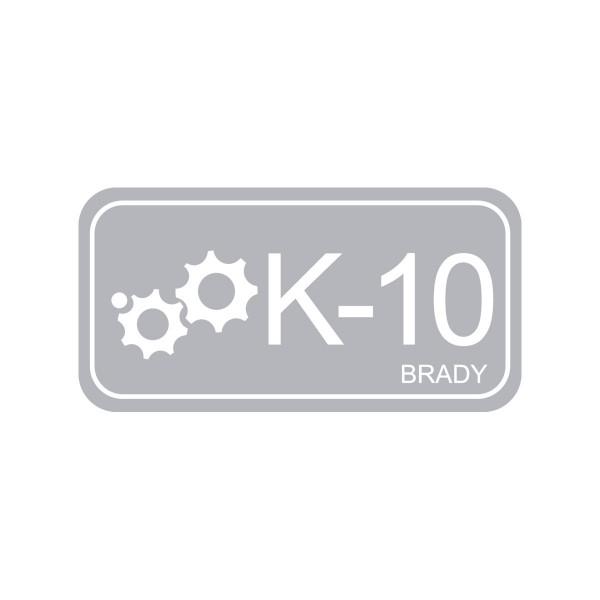 BRADY Anhänger für Energiequellen–Kinetik ENERGY TAG-K-10-75X38MM-PP/25 138779