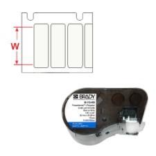 BRADY Etiketten für BMP41/BMP51/BMP53 Etikettendrucker M-131-498 143334