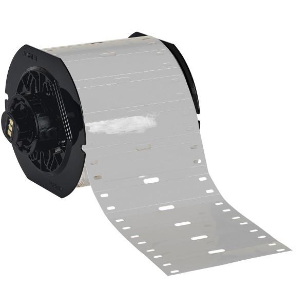 BRADY Polyester-Kabelanhänger für die Drucker BBP33/i3300 B33-75X15-7598-SV 197557