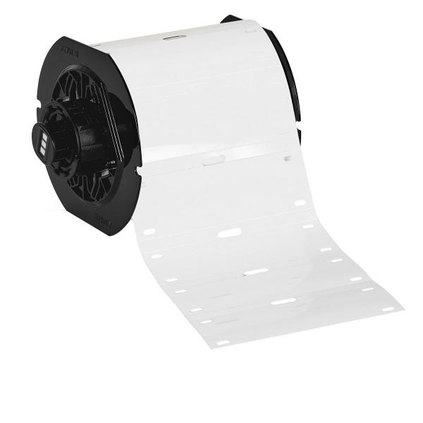 BRADY Polyester-Kabelanhänger für die Drucker BBP33/i3300 B33-75X25-7598-WT 197560