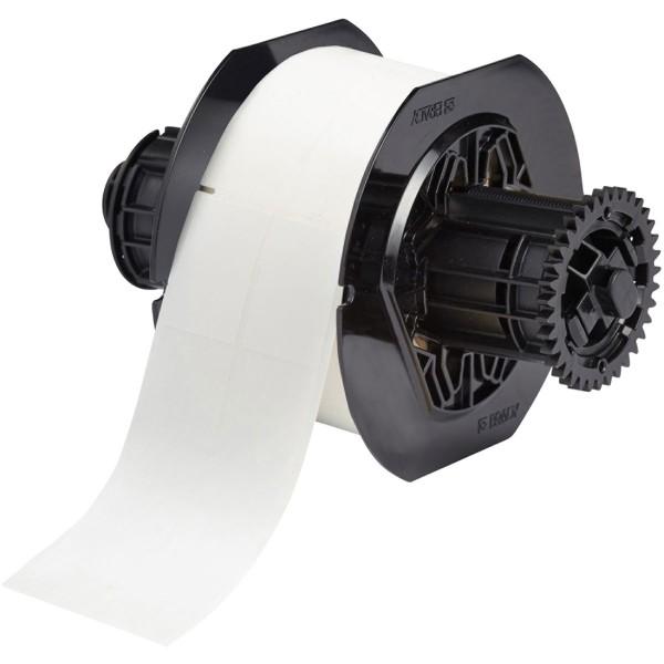 BRADY Selbstlaminierende Polyesteretiketten für die Drucker BBP33/i3300 B33-139-461 143046