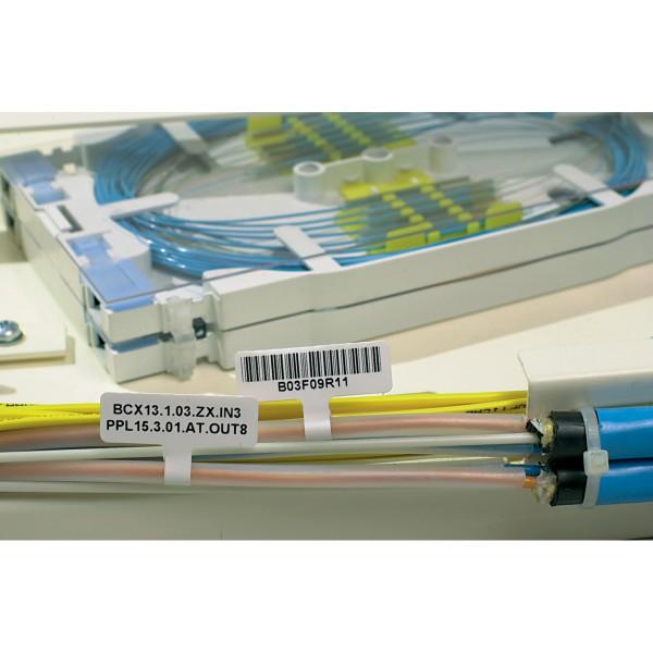 BRADY Polypropylen-Etikettenfahnen für die Drucker BBP33/i3300 B33FT-01-425 361734