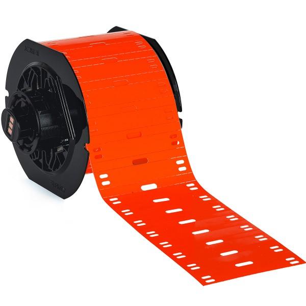 BRADY Polyester-Kabelanhänger für die Drucker BBP33/i3300 B33-60X10-7598-RD 197542