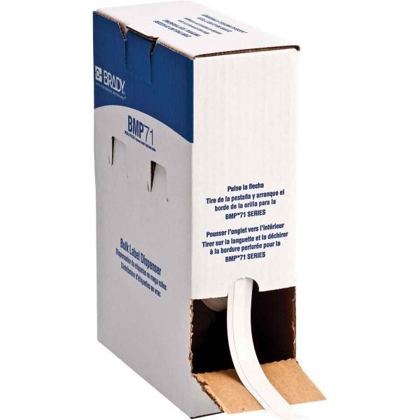 BRADY Großpackung mit Bänder aus Vinylgewebe für M611, BMP61 und BMP71 BM71C-375-498 104296