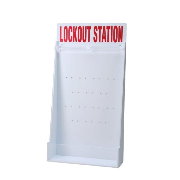 BRADY Kleine Lockout-Station SMALL LOCKOUT STATION 50997
