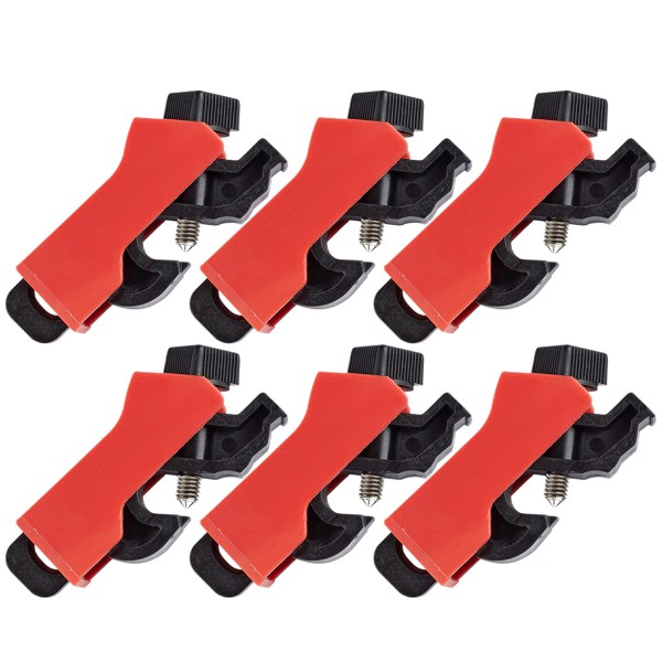 BRADY Universal-Mini-Verriegelung für Schutzschalter Universal Mini Circuit Breaker LO 6/PAC 149515