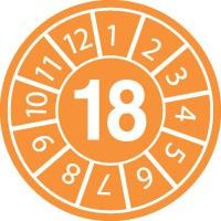 813107 - Fälschungssichere Prüfplaketten