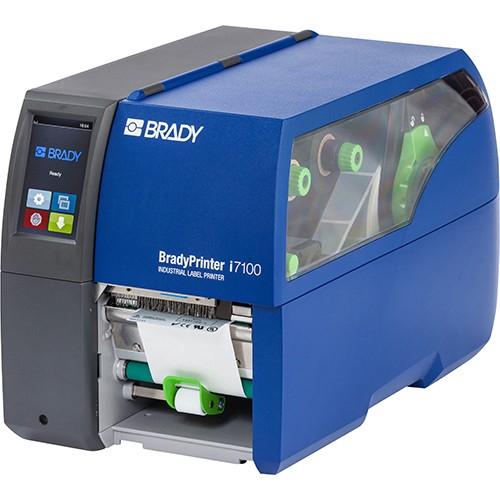 BRADY i7100 Erweiterte AbziehschieneDP410 I7100-PPLTEXT-410 149135