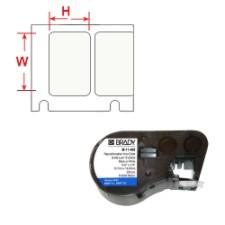 BRADY Etiketten für BMP41/BMP51/BMP53 Etikettendrucker M-11-498 143332